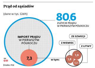 Czy rząd będzie próbował ograniczyć import energii?