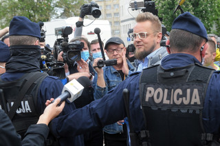 Tanajno: Sąd wybrał opcję najgorszą dla policji, tzn. skierował sprawę jeszcze raz do prokuratury