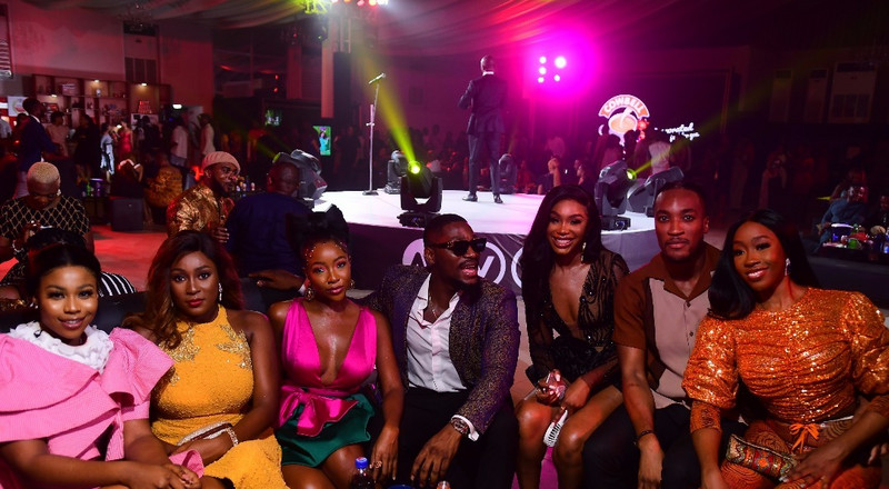 Check out what your favorite celebrity wore to the AMVCA Awards nominee cocktail party