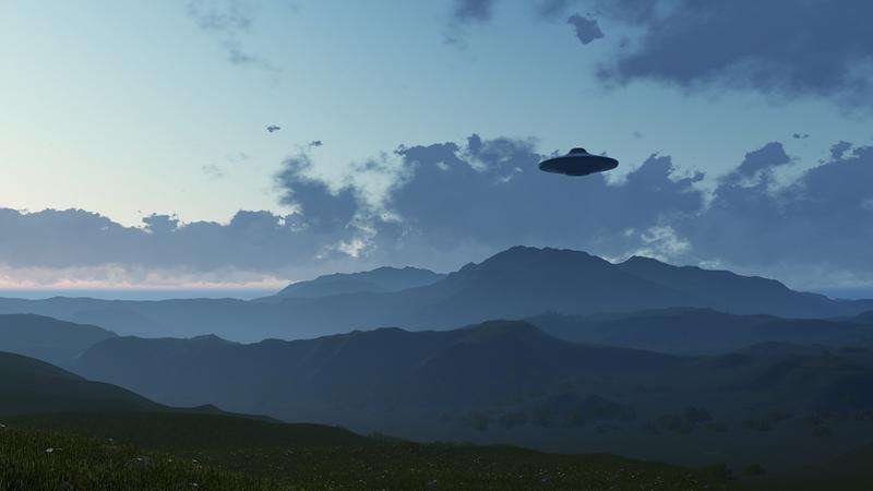 Rząd USA posiada szczątki UFO – przyznaje były pracownik Pentagonu