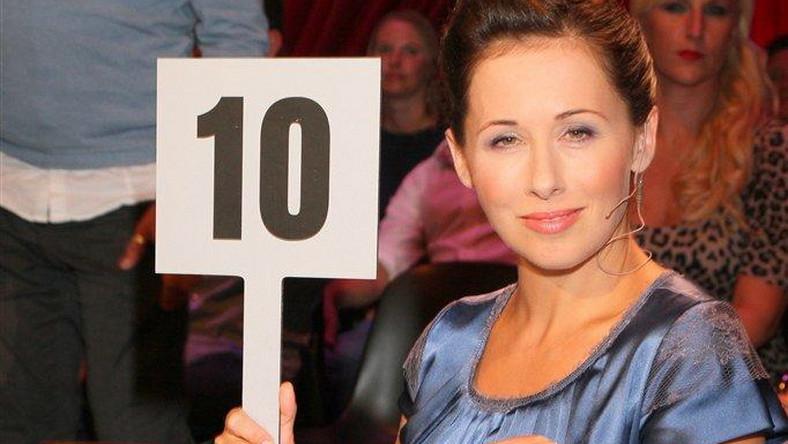 """Jolanta Fraszyńska wszystkim daje """"10""""!"""