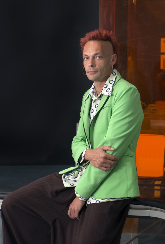 Karl de Smet, univerzitetski profesor i dizajner