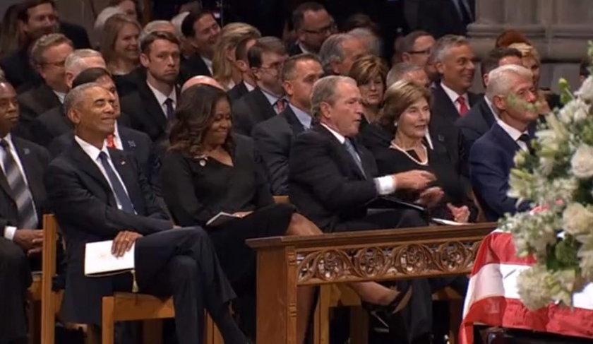 Prezydent poczęstował prezydentową... pastylką. Co to było?