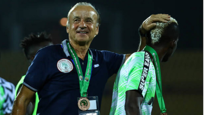 Image result for GERNOT ROHR WILL NOT QUIT EAGLES' JOB - NFF