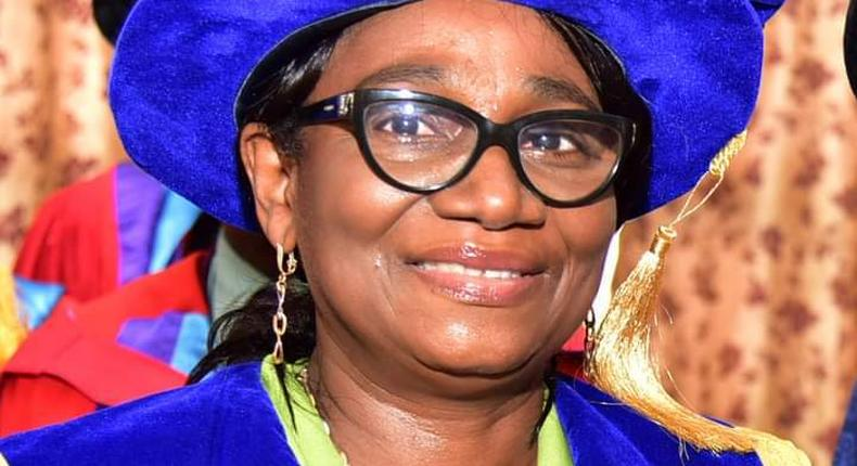 Prof Ibiyinka Fuwape of Physics Department, Federal University of Technology, Akure (FUTA). [NAN]