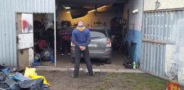 Policjanci zlikwidowali dziuplę na Grochowie