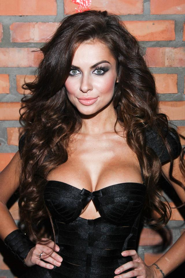 Natalia Siwiec na imprezie Playboy Fotoerotica 2012
