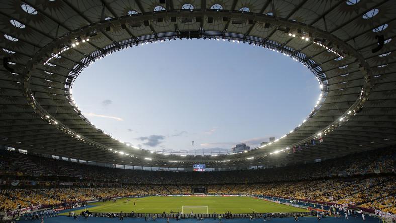 Tu rozegrany zostanie finał Euro 2012