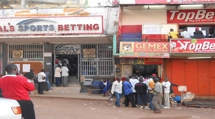 Sport betting in Uganda