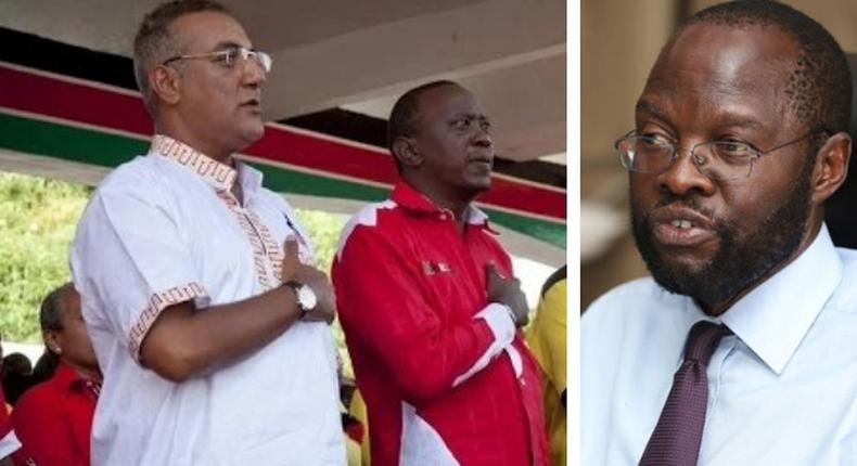 How Uhuru, Nyong'o, & Balala came up with the name