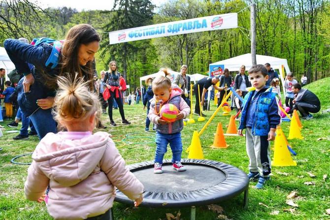 Festival zdravlja održan na Avali