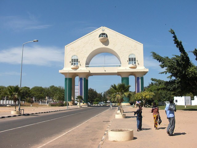 Banjul,Gambia. (alkamba)