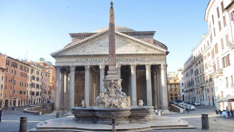 Rzymski Panteon ma już blisko dwa tysiące lat