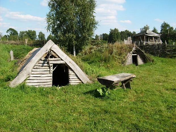 Słowiański Gród w Wólce Bieleckiej