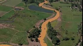Kolorado: rzeka zmieniła swój kolor na pomarańczowy