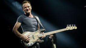 Sting z synem wystąpi w Polsce