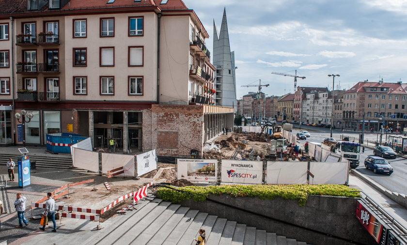 Przejście podziemne w Poznaniu