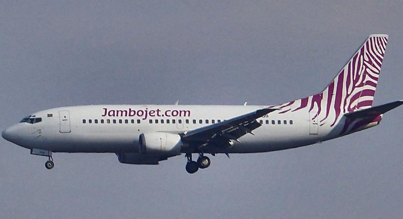 File Image of Jambojet