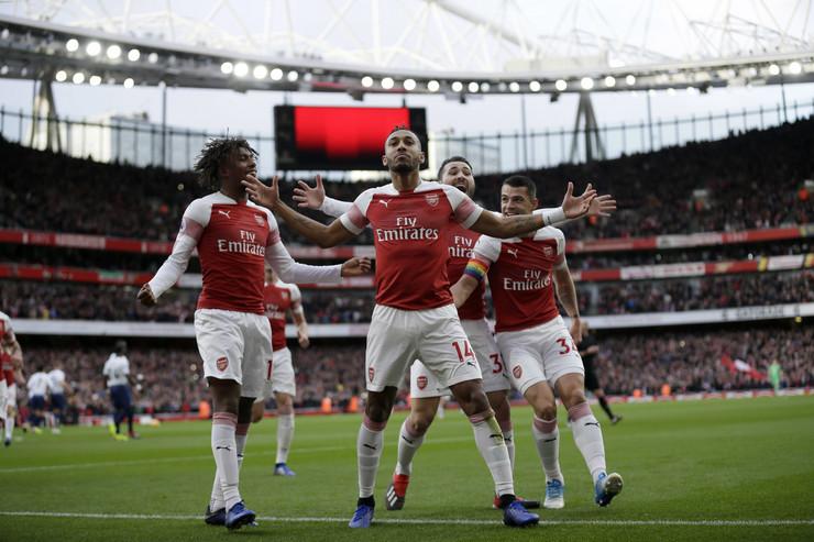 FK Arsenal, FK Totenhem