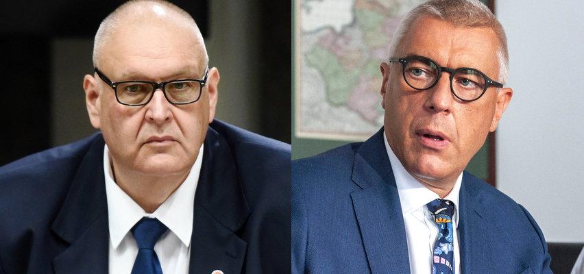 Święczkowski nie straci immunitetu. Wnioskował o to Giertych
