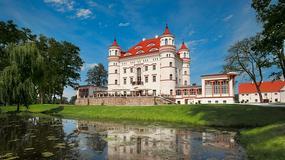 Majówka dla księżniczek i książąt. Najpiękniejsze zamki i pałace w Polsce