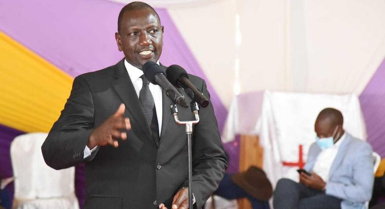 The wheelbarrow conversation is about Empowering every Kenyan – DP Ruto