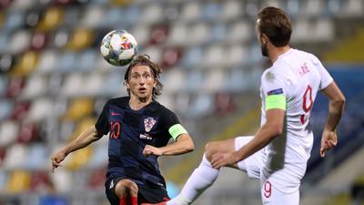 Euro 2020: Anglia - Chorwacja [NA ŻYWO]