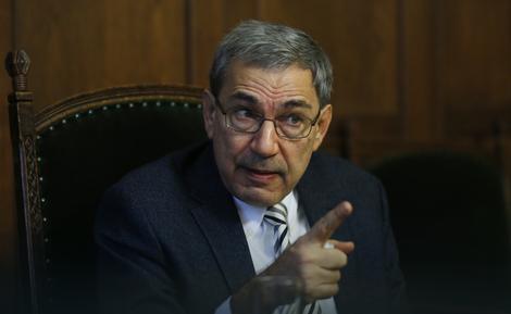 Orhan Pamuk juče u SANU