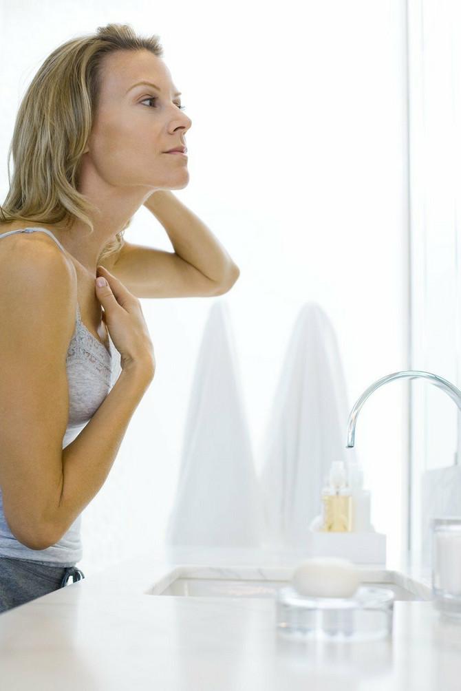 Odraz u ogledalu pokaže da li se vaša koža promenila