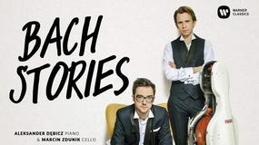 "ALEKSANDER DĘBICZ, MARCIN ZDUNIK - ""Bach Stories"""