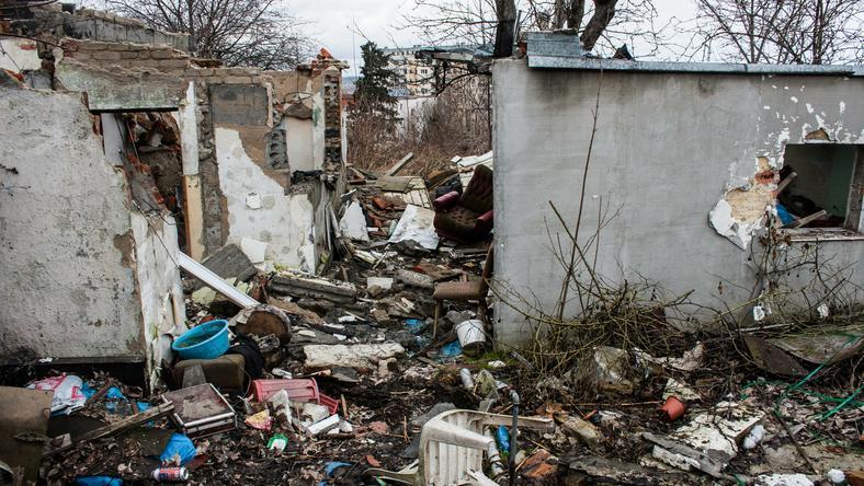 Pekin w Gdyni. Przedwojenna dzielnica biedy, gdzie wciąż obowiązują inne reguły