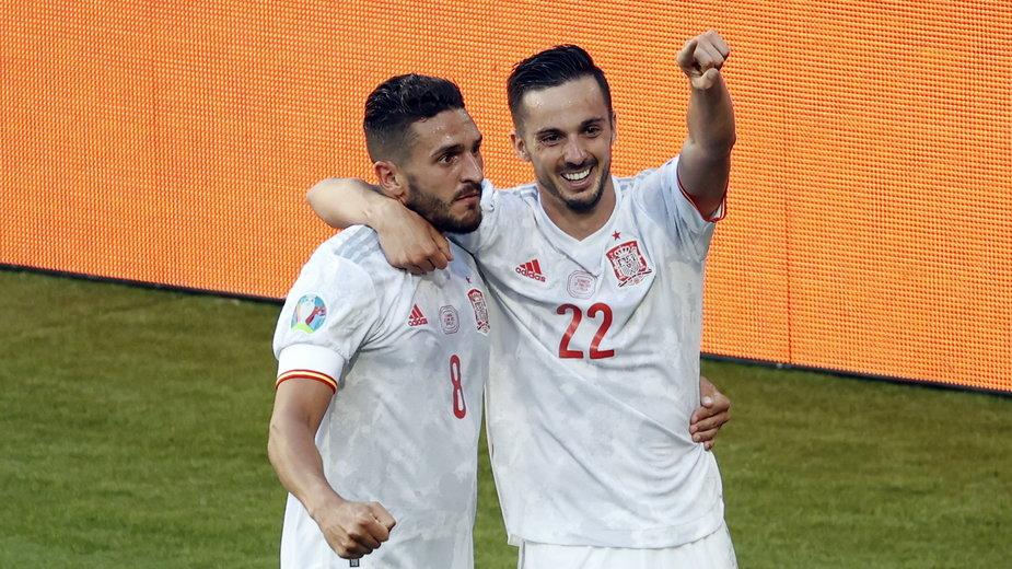 EURO 2020 (Słowacja - Hiszpania)