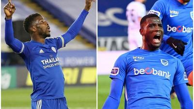 Best 20 Nigerian players from the 2020/2021 season