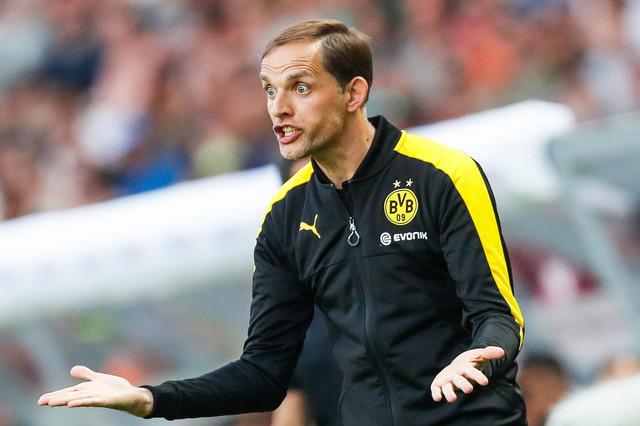 Tomas Tuhel u periodu dok je predvodio Borusiju iz Dortmunda