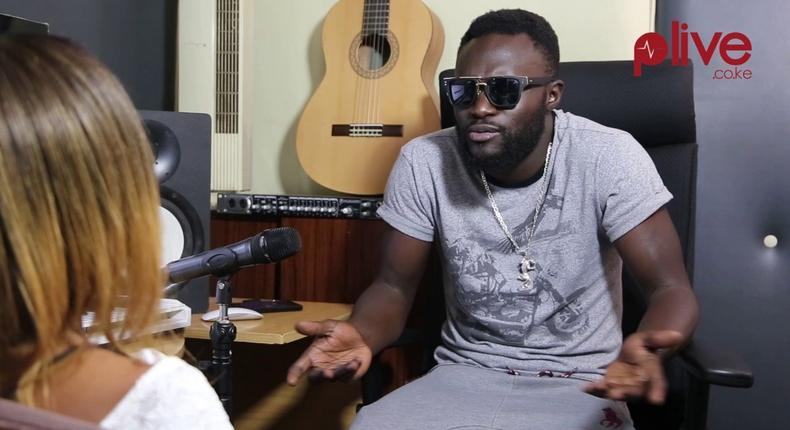 Rapdamu Naiboi Denies The Sound Of West Africa In His Song PROBLEM.