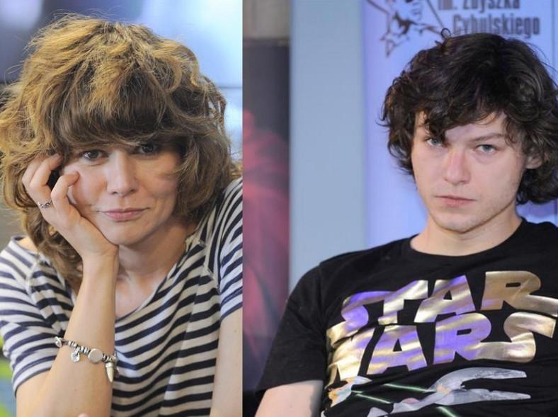 Małgorzata Szumowska i Mateusz Kościukiewicz