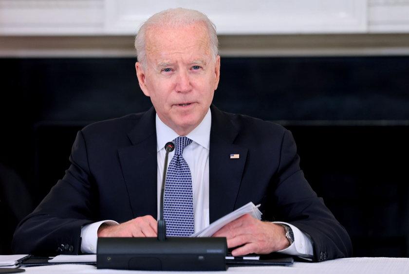 Biden powiedział cztery słowa o Dudzie.