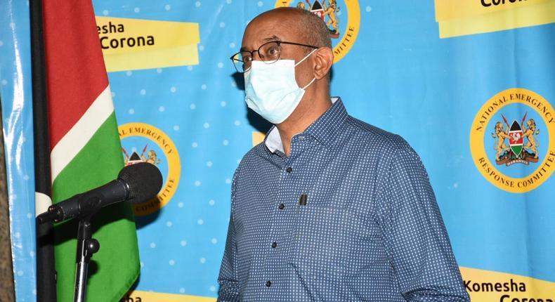 Health CAS Dr Rashid Aman