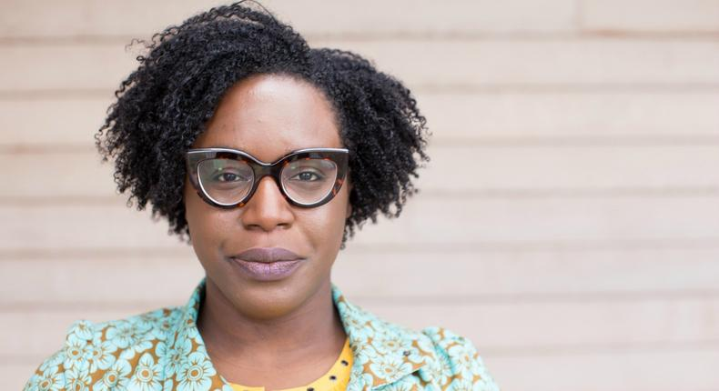Lesley Arimah is one of the two Nigerians shortlisted for the 2019 Caine Prize for African Writing (theshipmanagency)