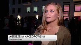 """Agnieszka Kaczorowska: rola w """"Klanie"""" to stała praca, nie wolno nią gardzić"""