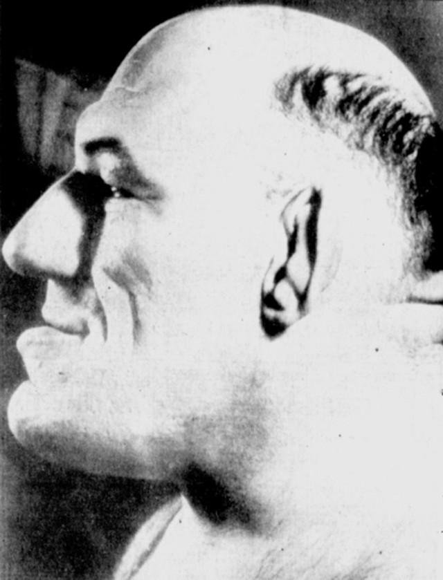 Moris Tile bio je inspiracija za Šreka