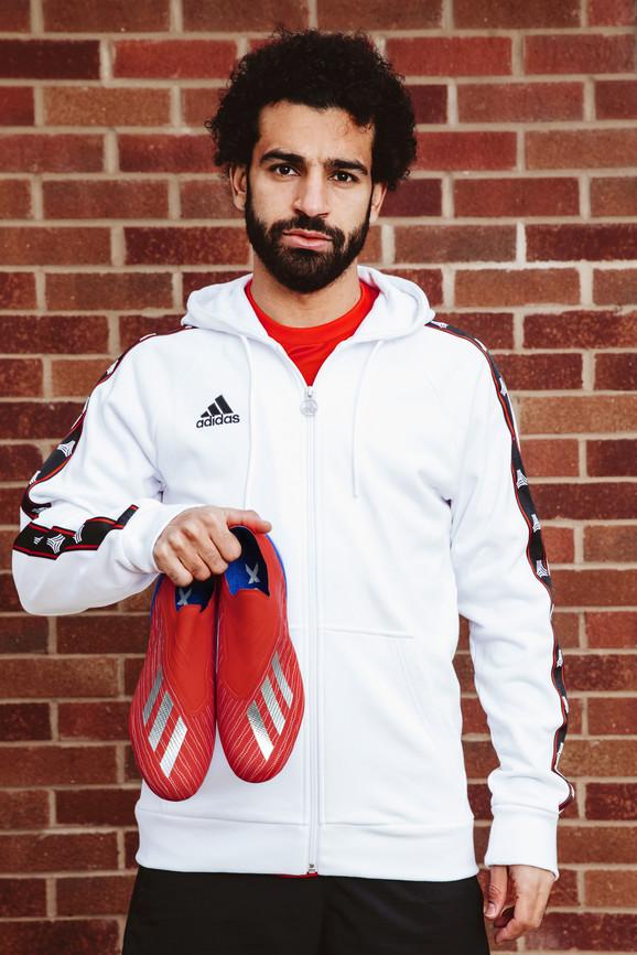 Mo Salah, mađioničar na travi