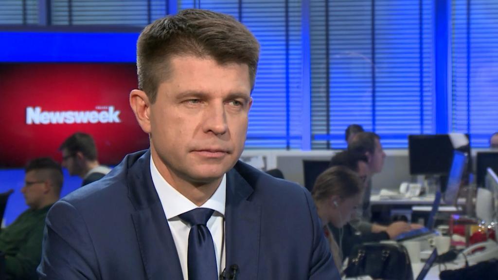 Tomasz Lis.: Ryszard Petru, Sławomir Nitras, Marek Chmaj, Radomir Szumełda