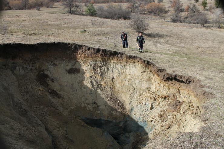 Tutin rupa u zemlji