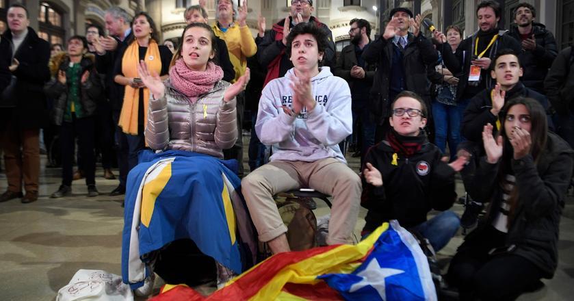 Katalonia znowu straszy rynki