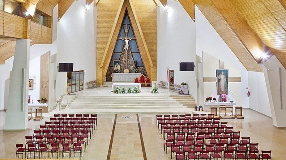 Kościół św. Jana Pawła II w Nowym Targu