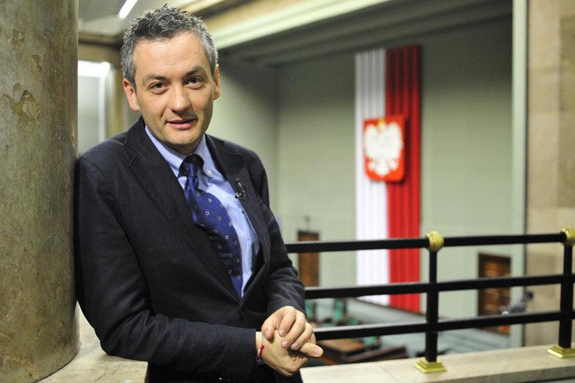 Robert Biedroń i CBA