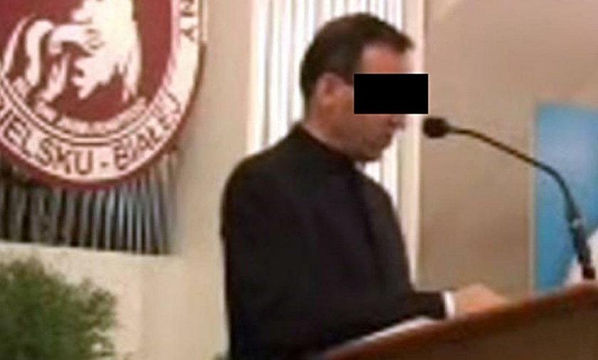 Dziewczynki molestowane przez księdza. Kuria nie zapłaci