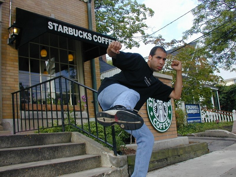 Grand Rapids, MI starbucks