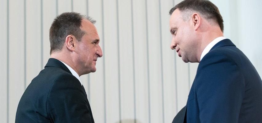 Kukiz poprosił prezydenta Dudę o spotkanie. Tematem dwie ważne sprawy